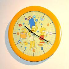 Orologio da parete THE SIMPSON - NUOVO - Regalo Bimbo Cameretta - Gift   3935
