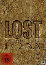 Lost - 1. + 2. + 3. + 4. + 5. + 6. Staffel               Komplettbox   DVD   270