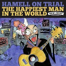 Hamell On Trial - The Happiest Man In The World - CD Nuovo Sigillato