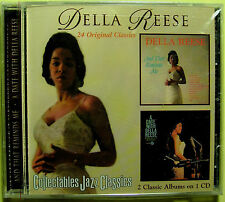 Della Reese:  And That Reminds Me/A Date With Della Reese (CD, 2000, Collectable
