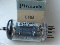 EF86 PINNACLE  NOS VALVE TUBE  1 PC