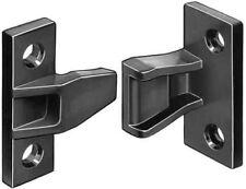 4 Pack of Keku PUSH Panel Fittings - Hanging, Fixings