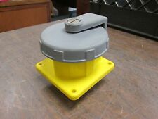 Hubbell Receptacle 330R4W 30A 125V Used