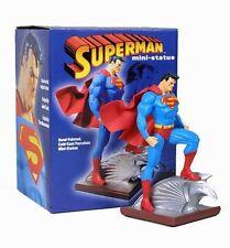 SUPERMAN mini statue by Jim Lee~Hush~DC Direct~NIB