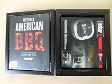Weber Bluetooth Thermometer iGrill 3 - 7205 + Grillbuch American BBQ - 72055779