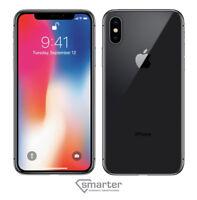 Apple iPhone X - 256GB - Space Gray - Fully Unlocked