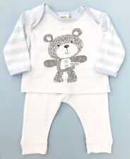 Absorba france Tiny Little Wonders size 000 Baby Boys Top Bottoms 0-3 Months