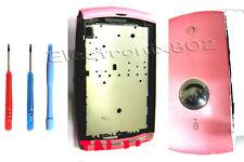 Housing Fascia Battery Cover Keypad For S. Eric. U5 U5i Vivaz Pink +Tools