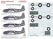 Techmod 1/72 Grumman TBF-1C Avenger # 72127