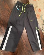 NWT Boy/'s Size S or XS NIKE Athletic Track Pants Navy Blue Standard Fit $35