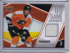 2011-12 UPPER DECK-SERIES 2- UD GAME JERSEY #GJ-CP CHRIS PRONGER