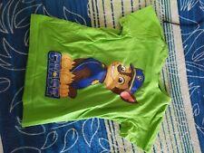 paw patrol t-shirt jungs gr.122