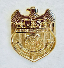 NCIS US Special Agent Badge Metal Lapel Pin -New