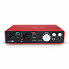 sehr gut Focusrite Scarlett 6i6 2nd Gen
