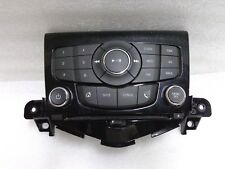 2013-2014-2015 Chevrolet Cruze AM/FM Stereo Control Switch 95166368 OEM # 9D