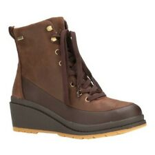 Muck Boots Women's   Liberty Wedge Supreme Ankle Bootie