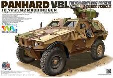 Tiger Model 1/35 Panhard VBL 12.7mm M2 Machine Gun Light Armoured Vehicle # 4619