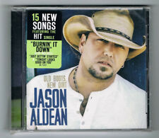 ♫ - JASON ALDEAN - OLD BOOTS, NEW DIRT - 2014 - 15 TITRES - NEUF NEW NEU - ♫