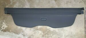 2004-2010 VW Volkswagen Touareg Cargo Privacy Trunk Shade Cover Black OEM