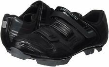 Shimano SH-XC31L Dynalast SPD Cycling MTB Shoes Black - EU 50 / UK 18 NEW