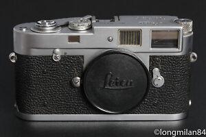 *RARE* Leica M2 35mm Film Rangefinder Camera no self-timer lever rewind EXC