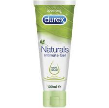 Durex DUREX GEL LUBRICANTE NATURALS INTIMATE 100ML - Water based Lubes