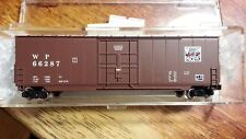 Aztec WP 2016-13 WP WESTERN PACIFIC 50' Boxcar #66287