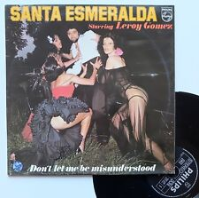 "LP Santa Esmeralda (Leroy Gomez) ""Don't let me be misunderstood"" - (TB/TB)"