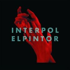 El Pintor - Interpol (2014, CD NEUF) 5414939741821