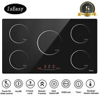 """IsEasy 36"""" Electric Induction Cooker,Built-in,5 Zone/Burner,Touch Control Hob US photo"""