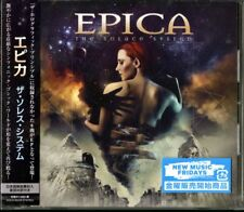 EPICA-THE SOLACE SYSTEM-JAPAN CD C94