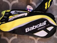 New Babolat Aero nadal 9 pack Tennis Bag with shoulder straps