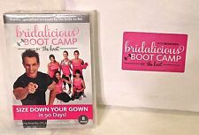 The Knot Bridalicious Boot Camp Bride Wedding Exercise Workout Doug Rice 8 DVDs