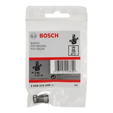 "BOSCH 1/4"" 6.4mm Collet Chuck POF 52 400 500 600 Router & GGS 27 2608570048"