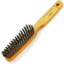 Phillips Brush Cadet Boar Bristle All Wood Handle Hair Brush
