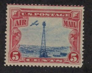 Scott #  C 11  beautiful airmail mint  never hinged
