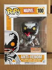 Funko Pop! Marvel Anti-Venom #100 Glow in the Dark Box Lunch Spider-Man NEW