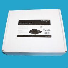 Startech 3-Port HDBaseT Extender Kit + 3 Receivers -1x3 HDMI over CAT5 Splitter