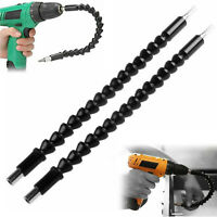 12'' Flexible Shaft Drill Cobra Bit Extension Screwdriver Connecting Holder Link