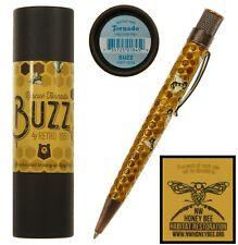 Retro 51 #VBP-1839 Buzz / Bee Rescue Twist Action Ballpoint Tornado Pen
