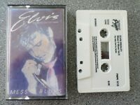 ELVIS PRESLEY - MESS O' BLUES VOL 2 - ALBUM - CASSETTE TAPE