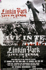 LINKIN PARK POSTER, LIVE IN TEXAS (W5)