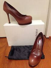 YSL Tribtoo Brown Ombre Pumps, Size 35(5)