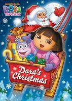 Dora the Explorer: Dora's Christmas - DVD -  Very Good - Sasha Toro,Kathleen Her