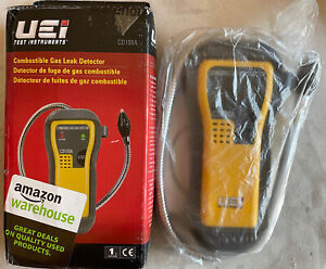 UEI TEST INSTRUMENTS CD100A Combustible Gas Leak Detector - OPEN BOX