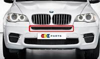 BMW X5 E70 10-13 NEW GENUINE FRONT M SPORT BUMPER UPPER CENTRE GRILL 8047336