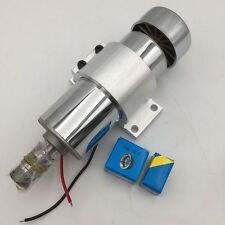 Brushed Spindle Motor 300W DC12-48V ER11 Collet  Air-cooled 12000rpm High Speed