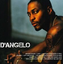 D'Angelo - Icon [New CD]