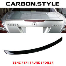 Painted For Mercedes Benz SLK R171 Convertible AMG Type Trunk Boot Spoiler