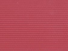 Vollmer 47350 ESCALA N, Placa de techo ladrillo, 14 , 9x10, 9cm (1qm =
